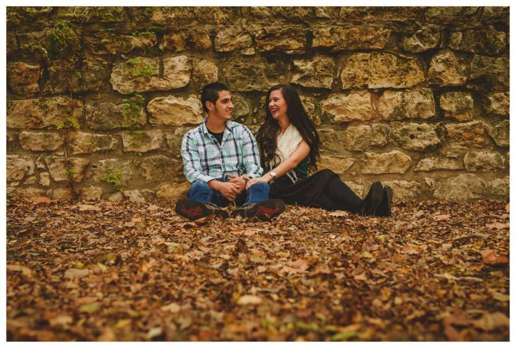 Nia and Robert Engagement Session San Antonio Botanical Garden-26