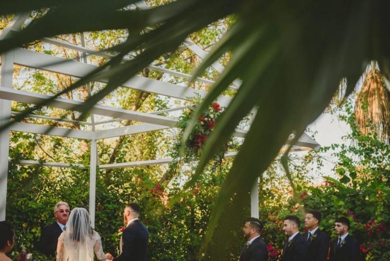 Makela and Peter Wedding at Zaza Gardens San Antonio - San Antonio ...