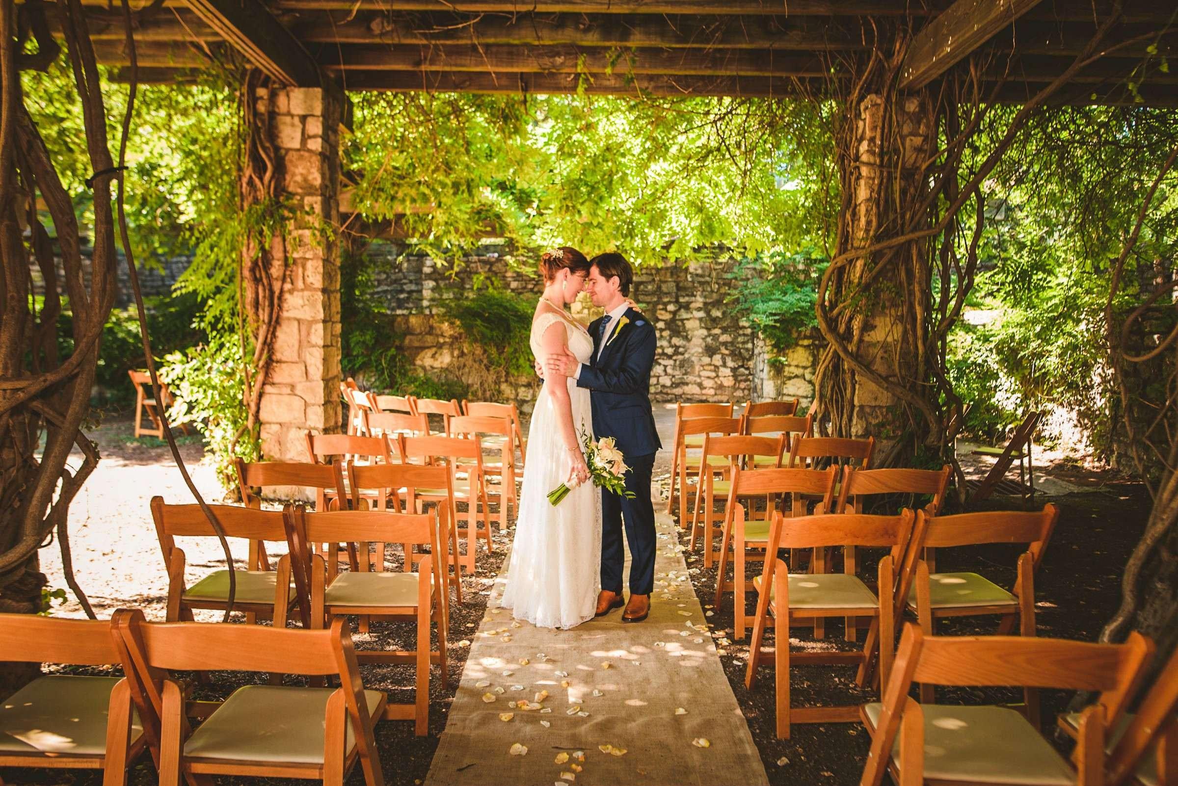 san antonio botanical garden wedding