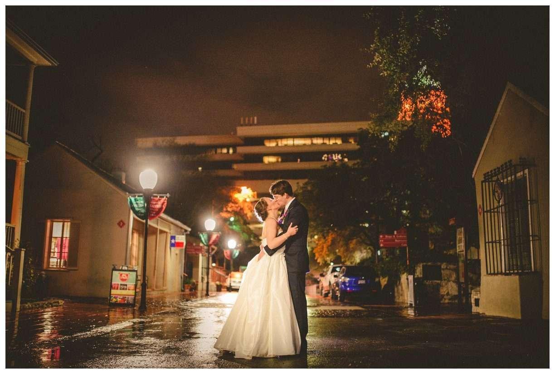 San Antonio Downtown Wedding